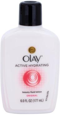 Olay Active Hydrating fluido hidratante para rosto e pescoço