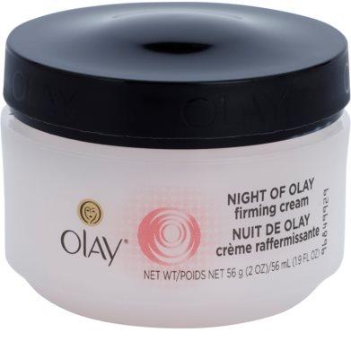 Olay Active Hydrating crema de noche reafirmante