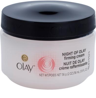 Olay Active Hydrating зміцнюючий нічний крем