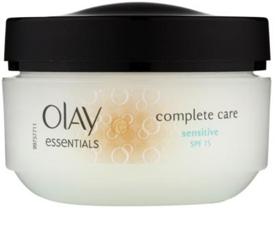 Olay Essentials Complete Care crema de día para pieles sensibles