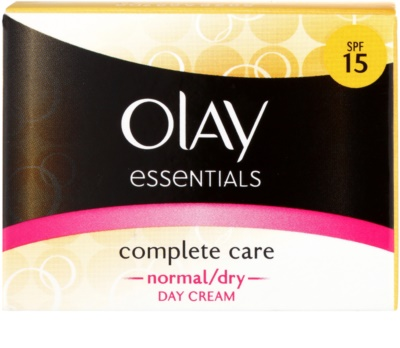 Olay Essentials Complete Care dnevna krema za normalno in suho kožo 2