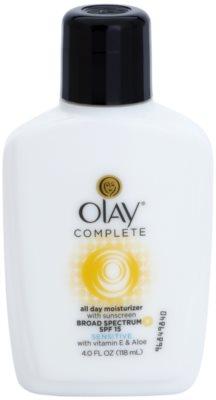 Olay Complete nappali hidratáló krém az érzékeny arcbőrre