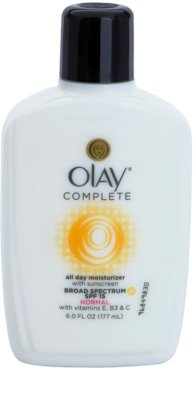 Olay Complete crema de zi hidratanta SPF 15