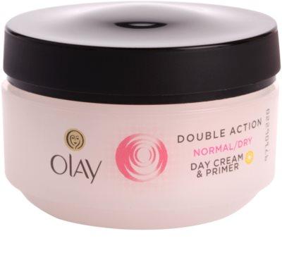 Olay Essential - Moisture nappali hidratáló krém normál és száraz bőrre