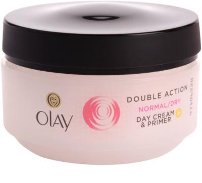 Olay Essential - Moisture зволожуючий денний крем для нормальної та сухої шкіри