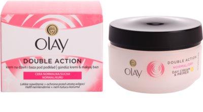 Olay Essential - Moisture зволожуючий денний крем для нормальної та сухої шкіри 2