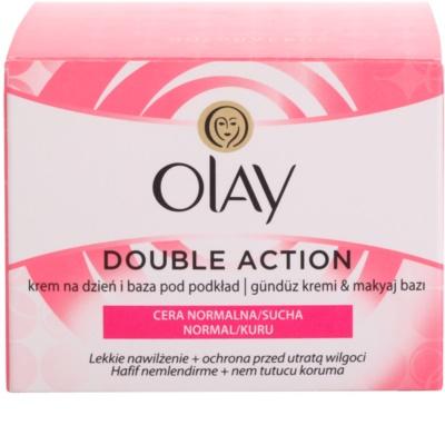 Olay Essential - Moisture зволожуючий денний крем для нормальної та сухої шкіри 3