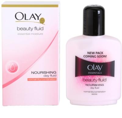 Olay Essential - Moisture hidratáló fluid normál és száraz bőrre 1