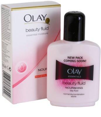 Olay Essential - Moisture hidratáló fluid normál és száraz bőrre 2