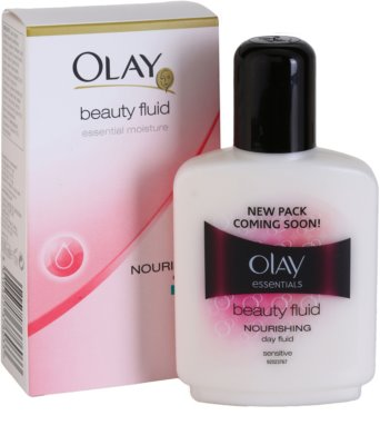 Olay Essential - Moisture овлажняващ флуид за чувствителна кожа на лицето 2