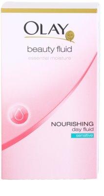 Olay Essential - Moisture овлажняващ флуид за чувствителна кожа на лицето 3