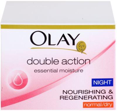 Olay Essential - Moisture нічний зволожуючий крем для нормальної та сухої шкіри 4