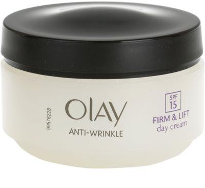 Olay Anti-Wrinkle Firm & Lift creme de dia antirrugas
