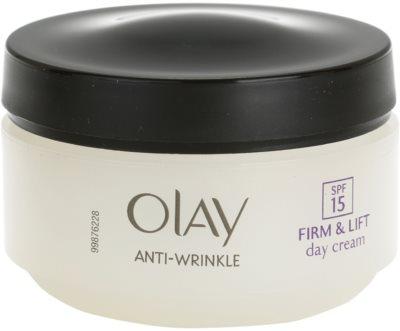Olay Anti-Wrinkle Firm & Lift дневен крем  против бръчки