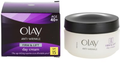 Olay Anti-Wrinkle Firm & Lift crema de zi antirid 2
