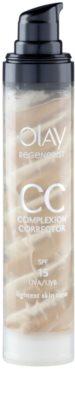Olay Regenerist CC krém s protivráskovým účinkem SPF 15