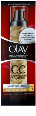 Olay Regenerist CC krém s protivráskovým účinkem SPF 15 3