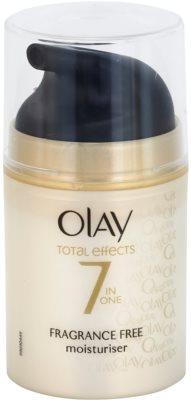 Olay Total Effects денний омолоджуючий крем з ефектом зволоження