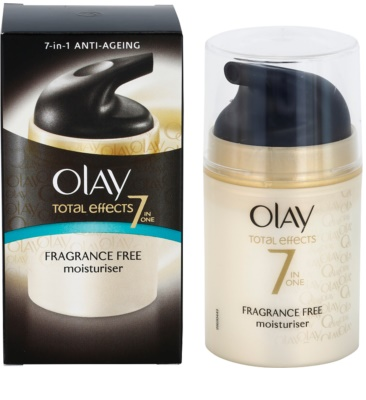 Olay Total Effects денний омолоджуючий крем з ефектом зволоження 1