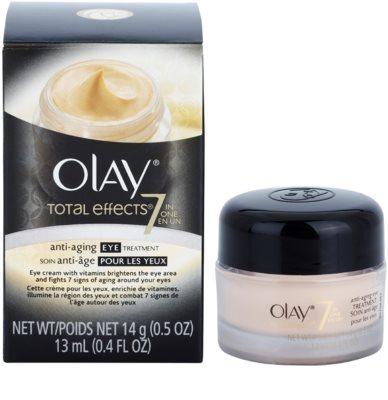 Olay Total Effects околоочен крем против бръчки 2