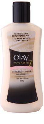 Olay Total Effects leite de limpeza com efeito rejuvenescedor