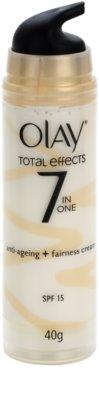 Olay Total Effects vyhlazující pleťové sérum s hydratačním účinkem