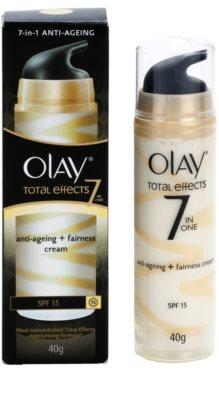 Olay Total Effects sérum facial alisador com efeito hidratante 2