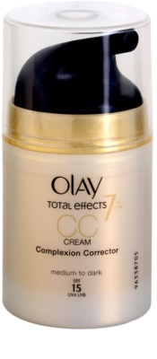Olay Total Effects crema CC antiarrugas 1