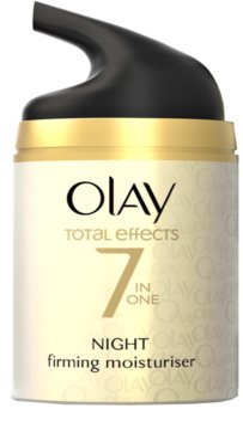 Olay Total Effects crema de noche hidratante