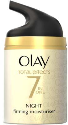 Olay Total Effects нічний зволожуючий крем