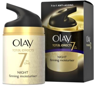 Olay Total Effects нічний зволожуючий крем 1