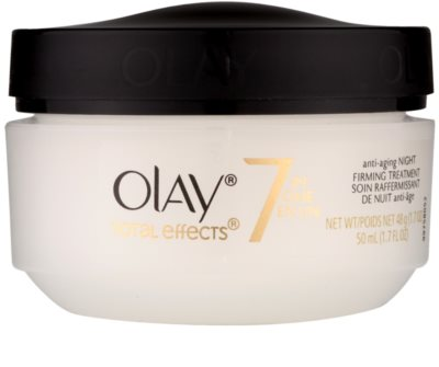 Olay Total Effects crema de noche antiarrugas