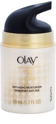 Olay Total Effects creme hidratante antirrugas