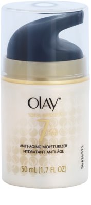 Olay Total Effects crema hidratante antiarrugas 1