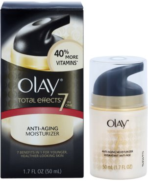 Olay Total Effects crema hidratante antiarrugas 2