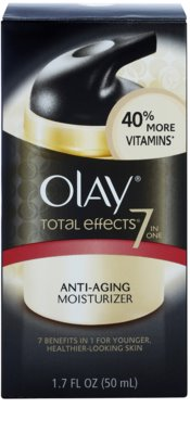 Olay Total Effects crema hidratante antiarrugas 3