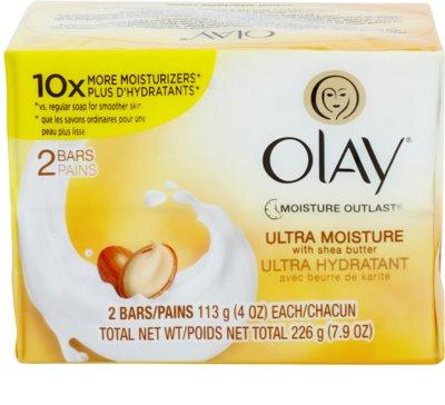 Olay Ultra Moisture sapun solid hidratant