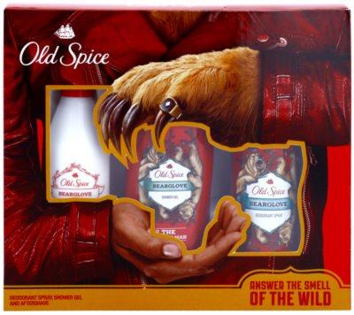 Old Spice Bearglove dárková sada