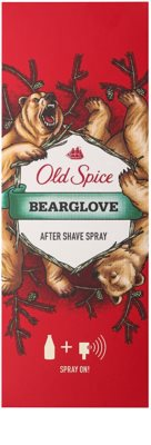 Old Spice Bearglove after shave para homens  spray 1