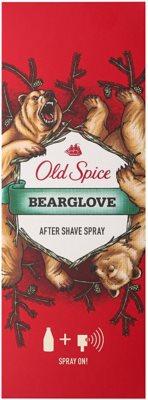 Old Spice Bearglove After Shave für Herren  Spray 1