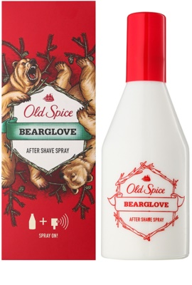 Old Spice Bearglove after shave para homens  spray