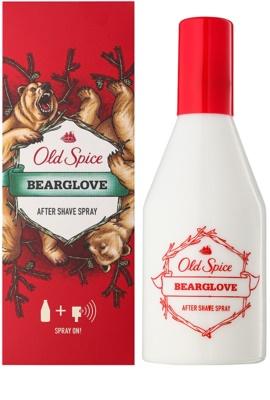 Old Spice Bearglove woda po goleniu dla mężczyzn  spray