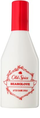 Old Spice Bearglove after shave para homens  spray 2