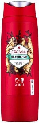 Old Spice Bearglove гель для душу для чоловіків