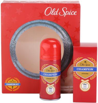 Old Spice Champion ajándékszett