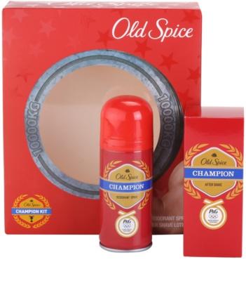 Old Spice Champion подарунковий набір