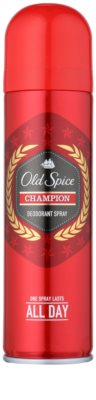 Old Spice Champion deodorant Spray para homens