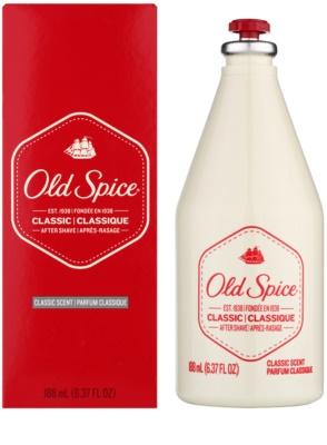 Old Spice Classic loción after shave para hombre