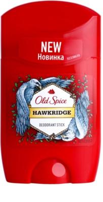 Old Spice Hawkridge desodorizante em stick para homens