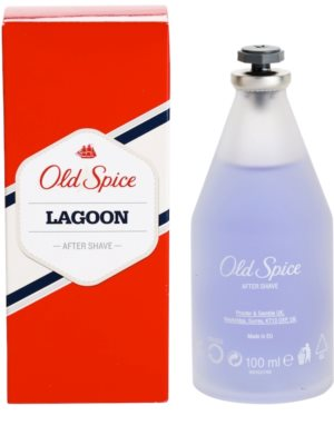 Old Spice Lagoon After Shave Lotion for Men